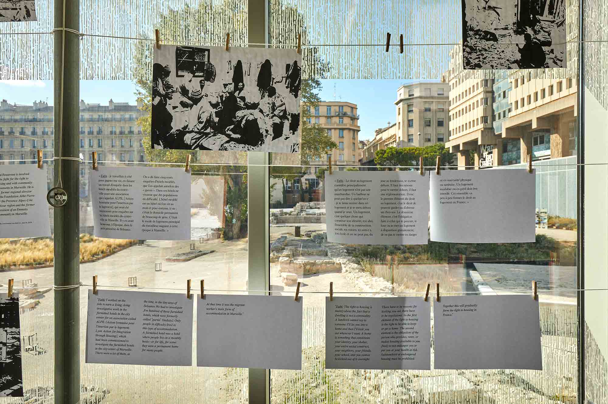 Samia Henni Manifesta 13 Marseille